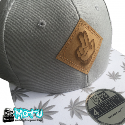 Motu-Cloth - 420 Cap