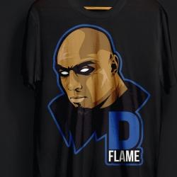 D-Flame Shirt