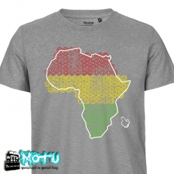 Motu-Cloth - Africa - grey