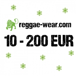 reggae-wear gift card - 10 EUR