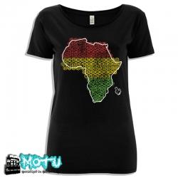 Motu-Cloth - Africa black -...