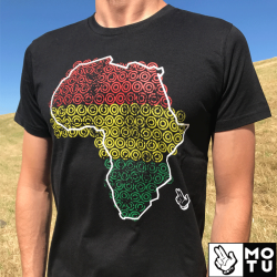 Motu-Cloth - Africa - black
