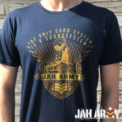 Jah Army - Good System - navy