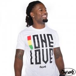 Cooyah - Love vibes - white