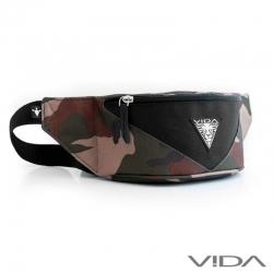 VIDA - Waist bag - camouflage