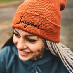 Irieginal - Beanie - orange...