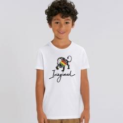 Irieginal - Rasta white - Kids