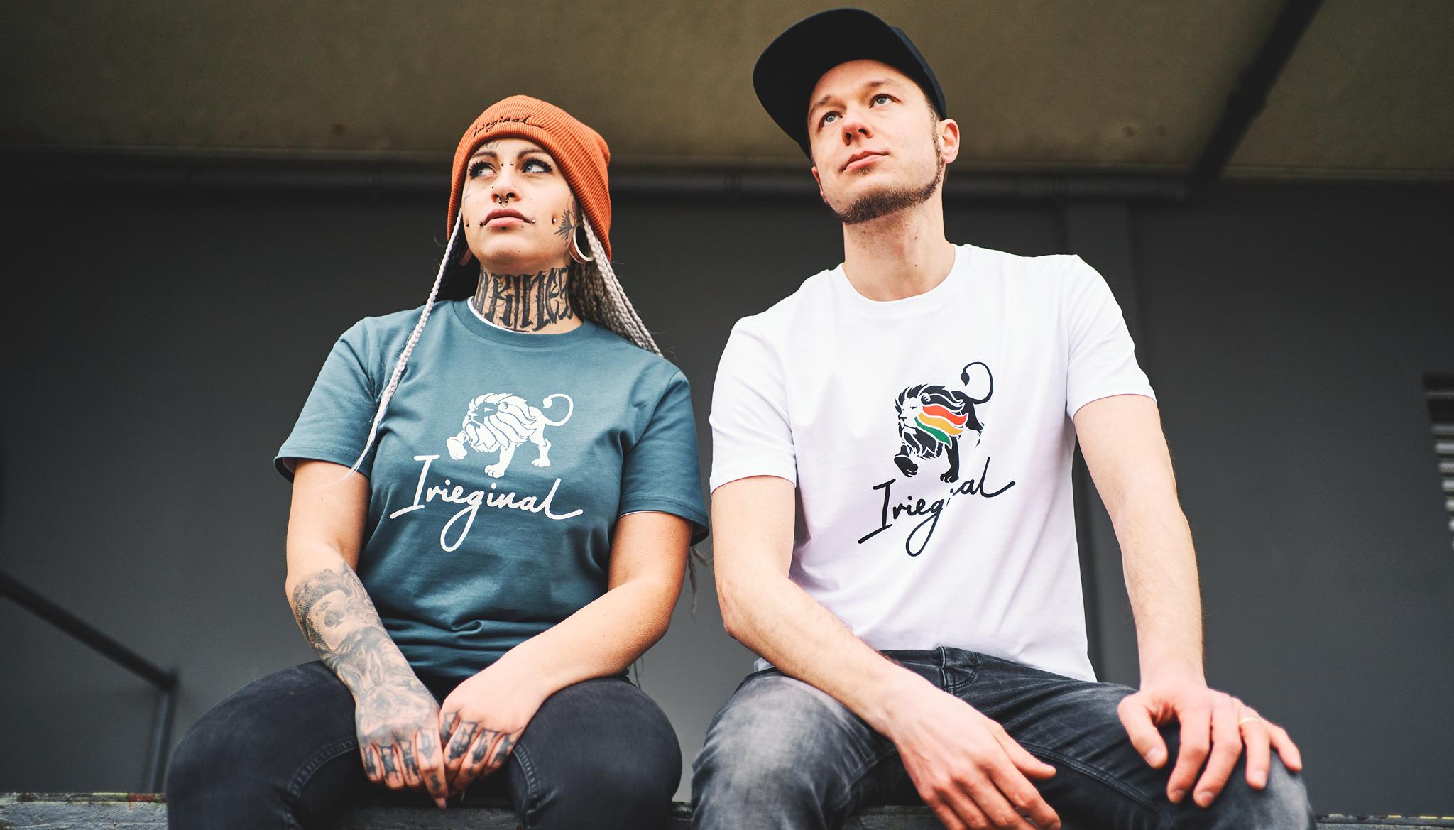 Irieginal reggae wear brand